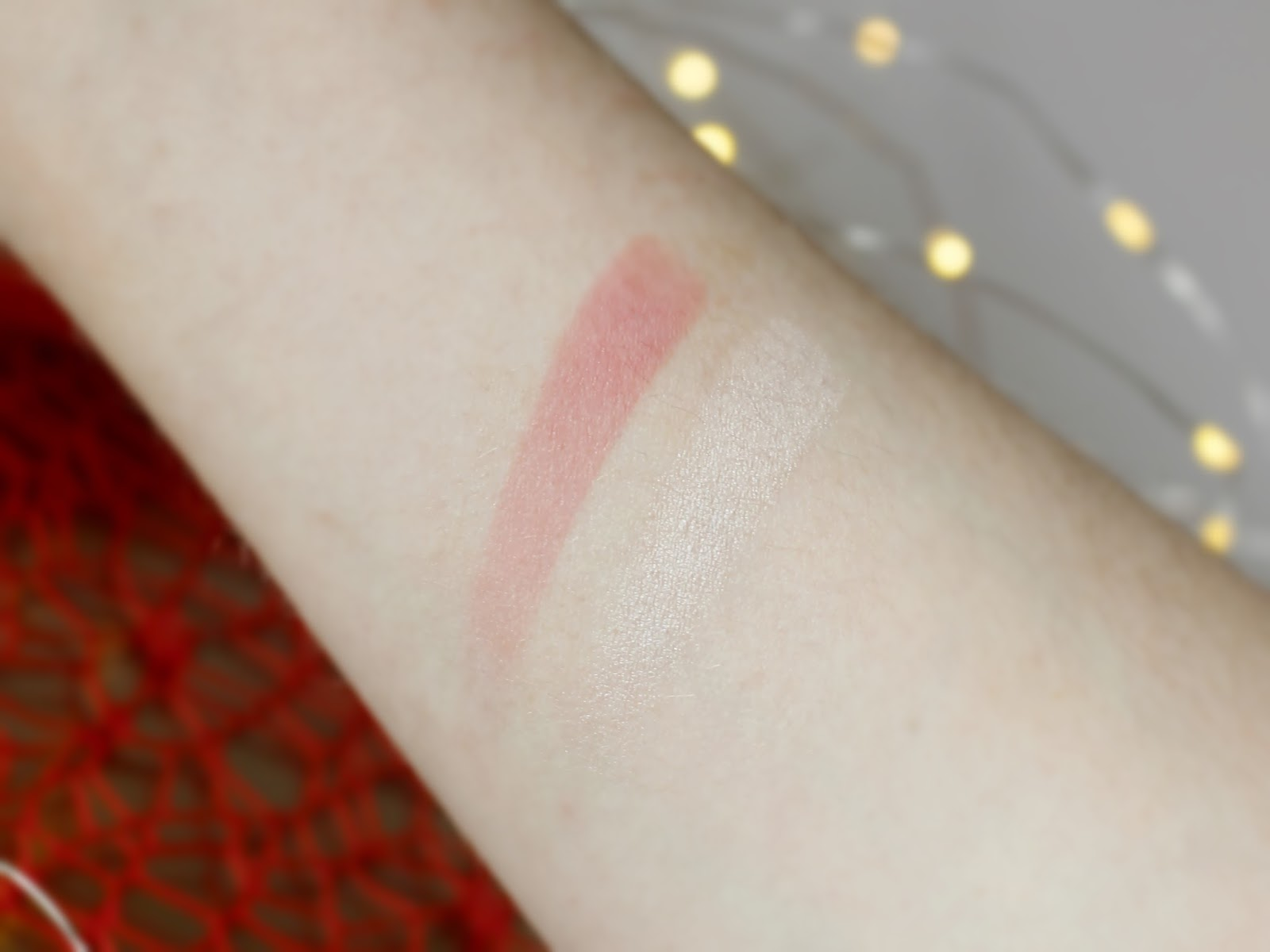 Avon Mark. Dual Glow pirosító és highlighter - Just Pinched