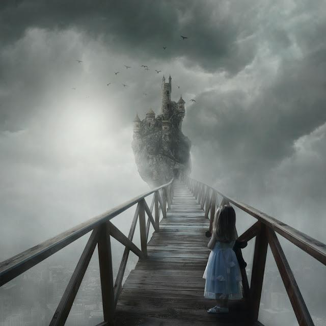 Digital Art Composing Fantasy