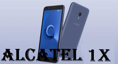 مواصفات و مميزات هاتف الكاتيل alcatel 1X