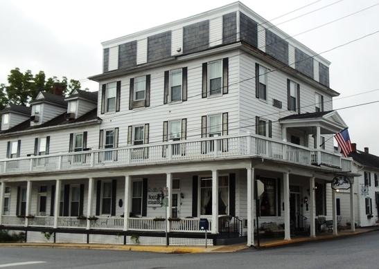 Hotel Strasburg, Virginia