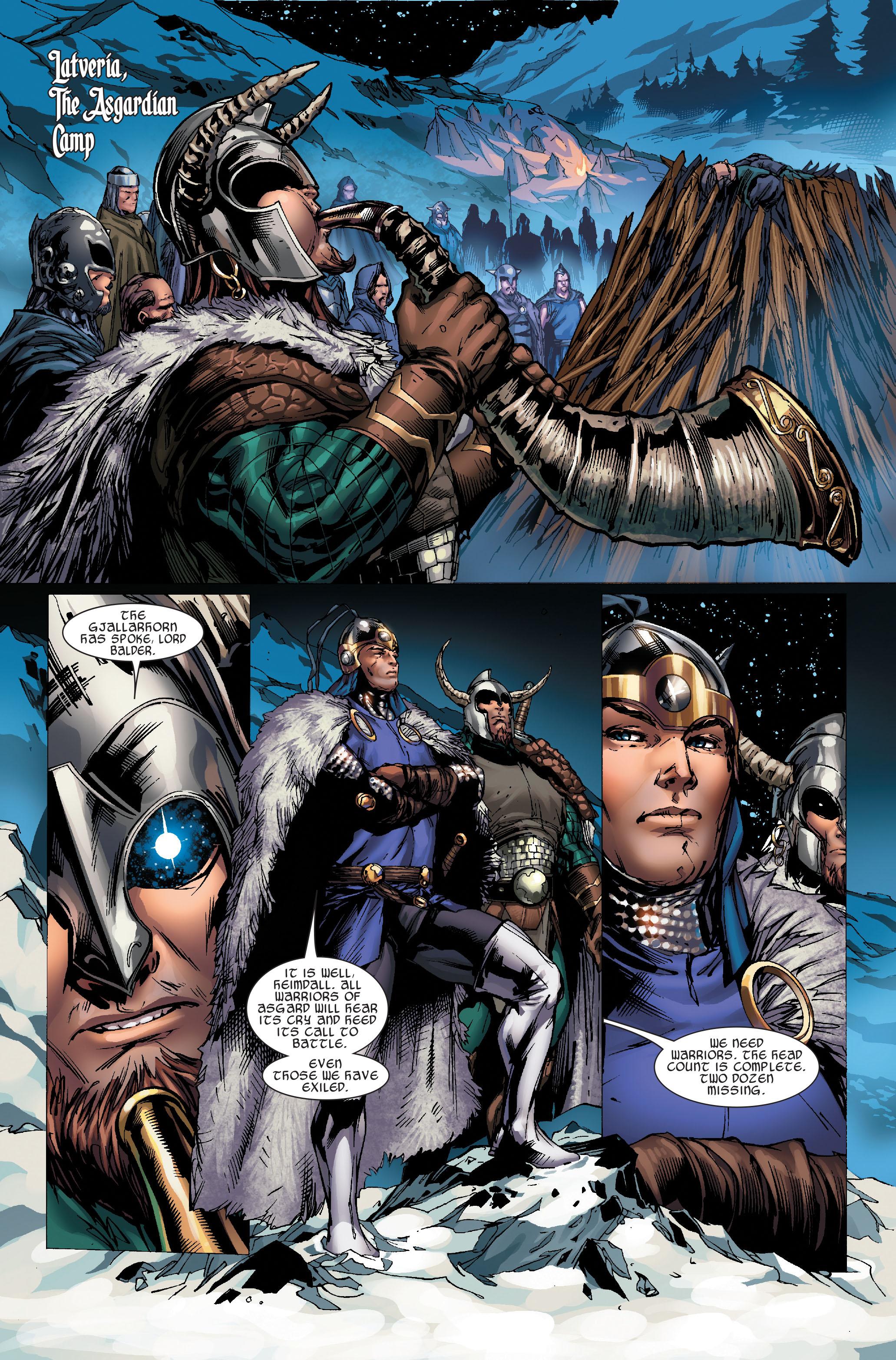 Thor (2007) Issue #604 #17 - English 10