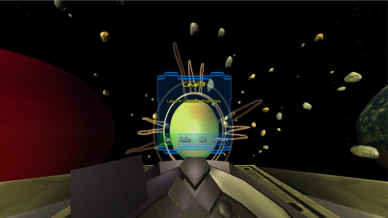 لعبة استكشاف الفضاء Going Dark