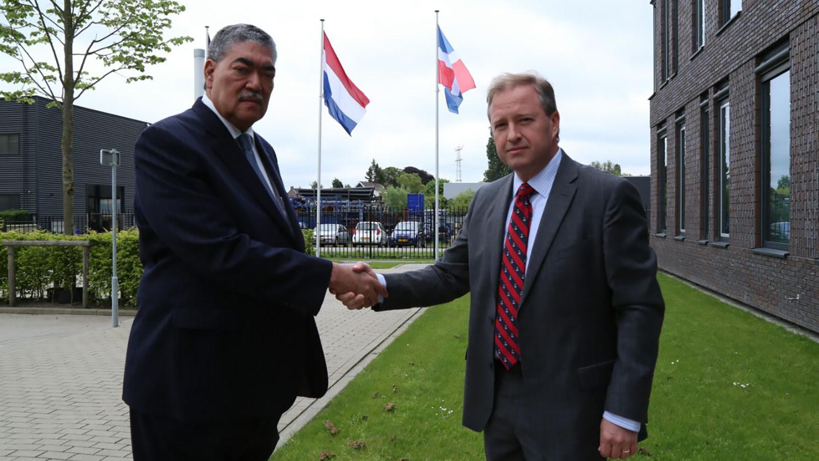 Boskalis quiere operar desde República Dominicana como centro para la región