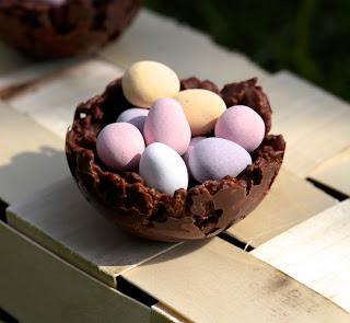 chocolat, Pâques, facile