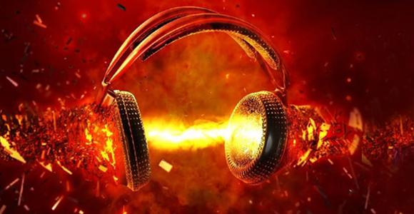 Am Pitici Pe Creier: Look Inside My Heart: No Music, No Life!