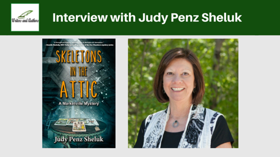 Interview with Judy Penz Sheluk
