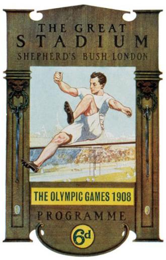 Jocs Olímpics, Londres, 1908