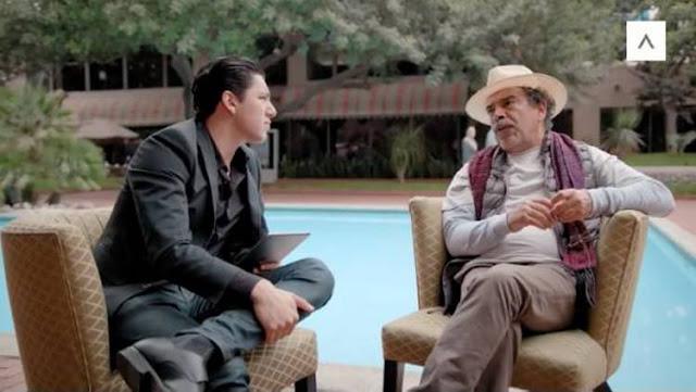 """VIDEO: Califica Damián Alcázar como """"pendej...s"""" a posibles votantes de Anaya"""