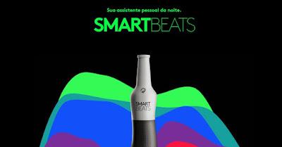 Sabe a Smart Beats da Skol aquela garrafa inteligente? Você tem ainda uma semana para concorrer