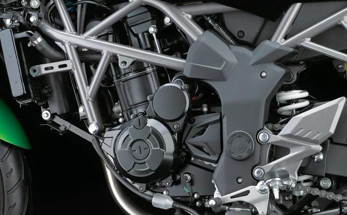 Motor z250SL