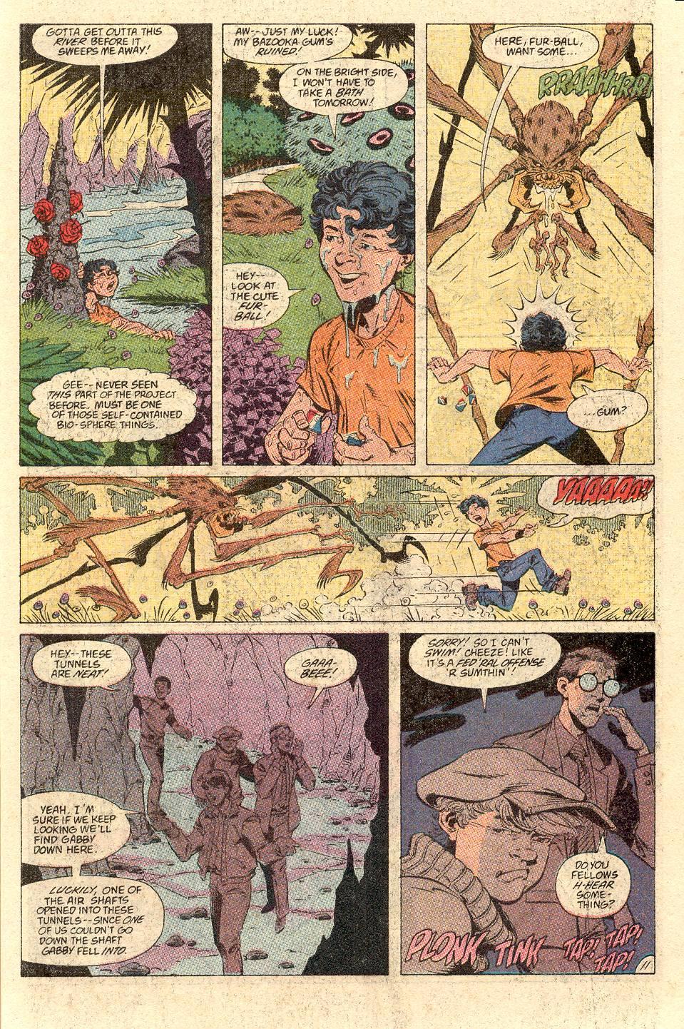 Read online Secret Origins (1986) comic -  Issue #49 - 16