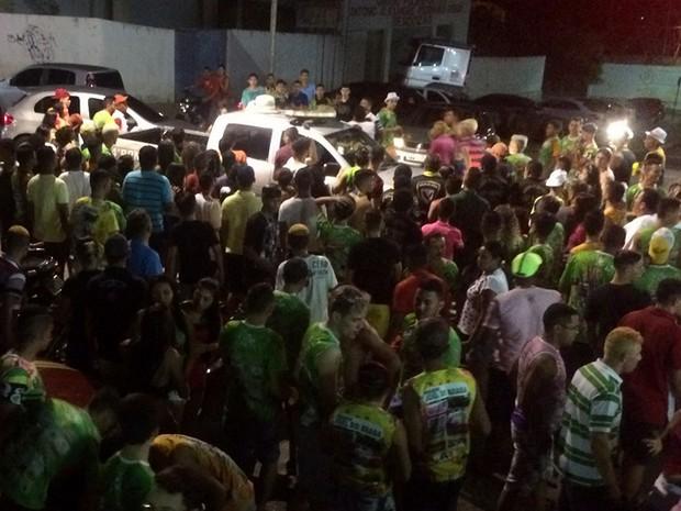Santa Quitéria-CE: Homem morre em briga, e carnaval é cancelado