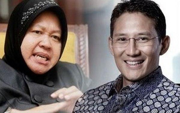 Lawan Ahok, PKS Ingin Sandingkan Sandiaga Uno dan Risma