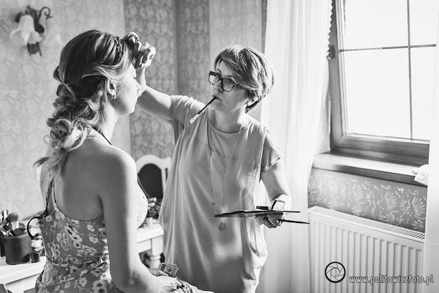 fotografia ślubna przygotowania Gdańsk