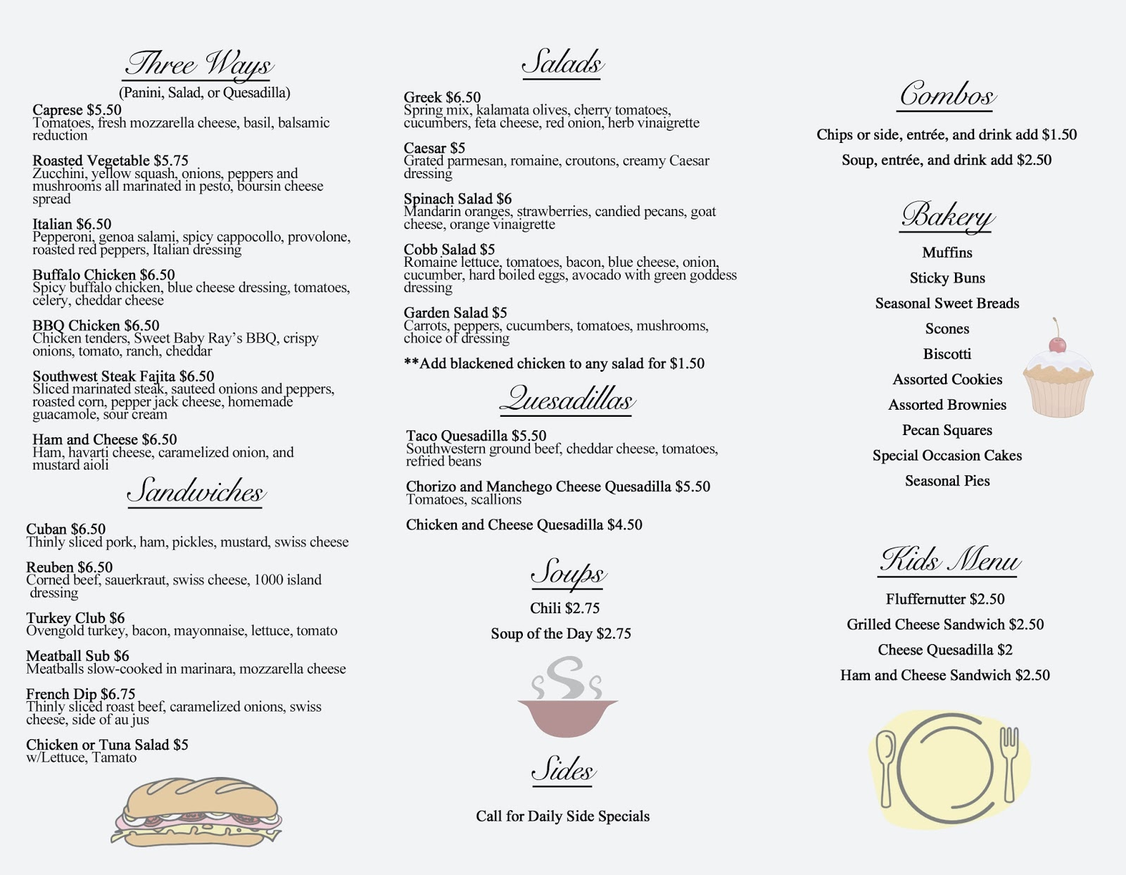 My English Pages Online: At the Restaurant - Vocabulary