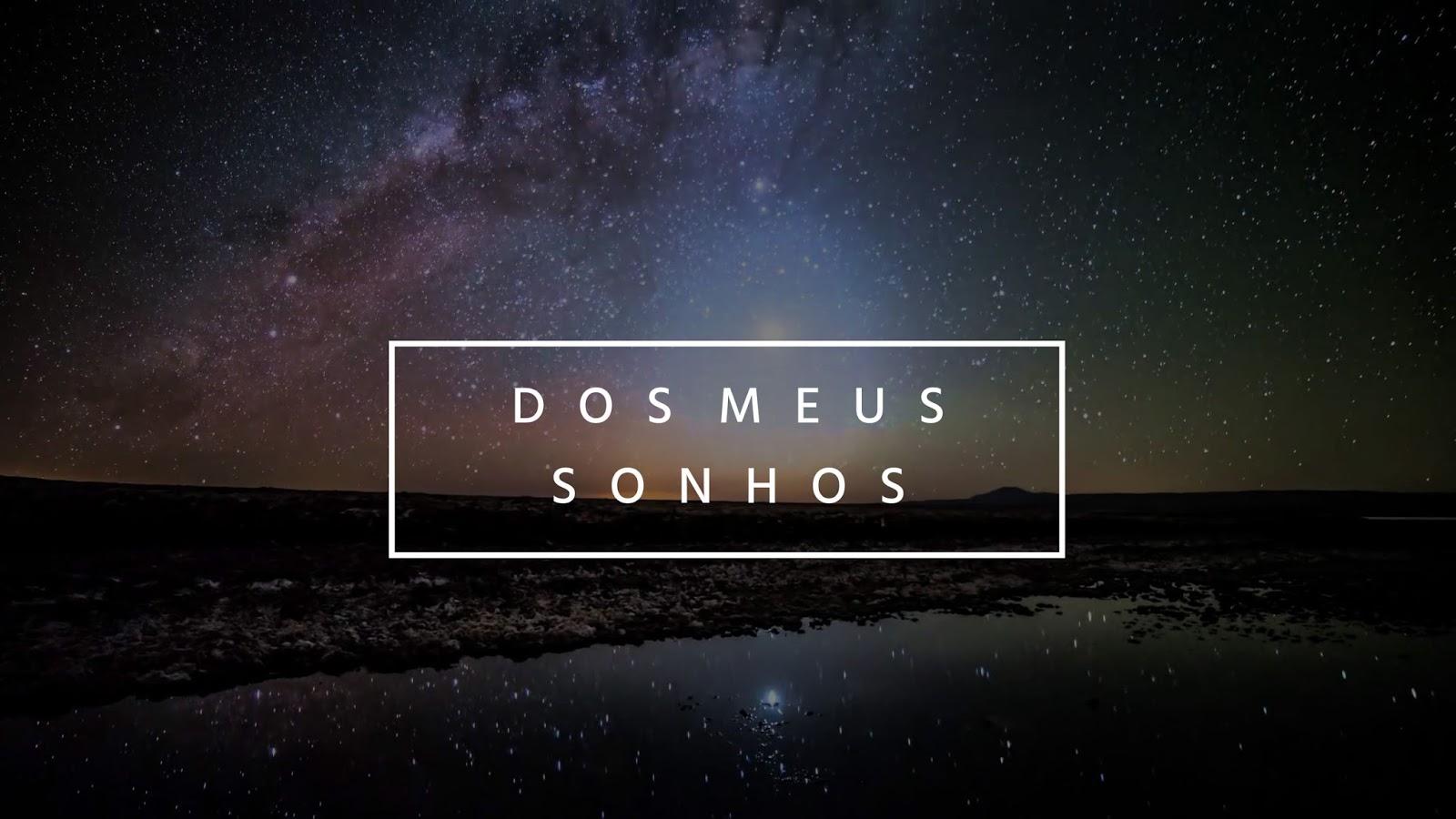 A Wishlist dos Sonhos.
