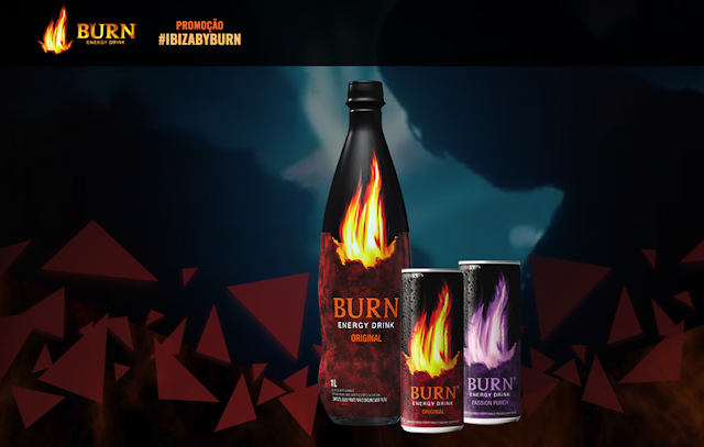 Promoção Ibiza Burn