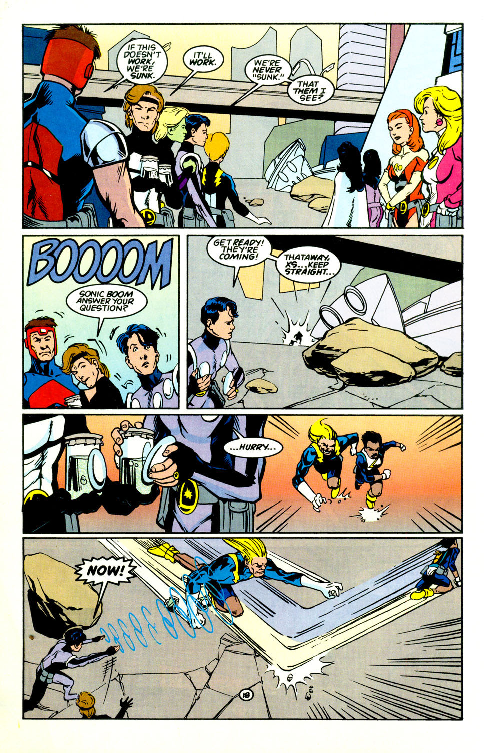 Legion of Super-Heroes (1989) 69 Page 19