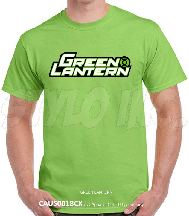 CAUS0018CX GREEN LANTERN