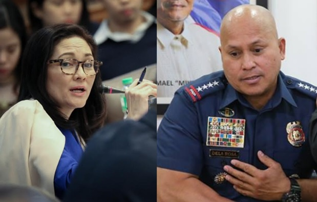 """Hontiveros to PNP: War on drugs opened """"Pandora's box of pure evil"""""""