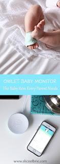 Owlet Baby Monitor Smart Sock 2