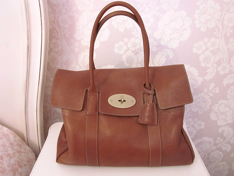 ac44108baa7b Mulberry Bayswater in Oak Natural Leather - Amy Antoinette