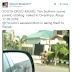 The two men who were seen walking naked in Abuja are brothers and have been taken to the rehab