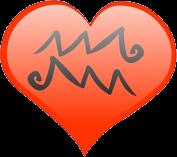 Horóscopo del amor para el signo zodiacal de Acuario 2017