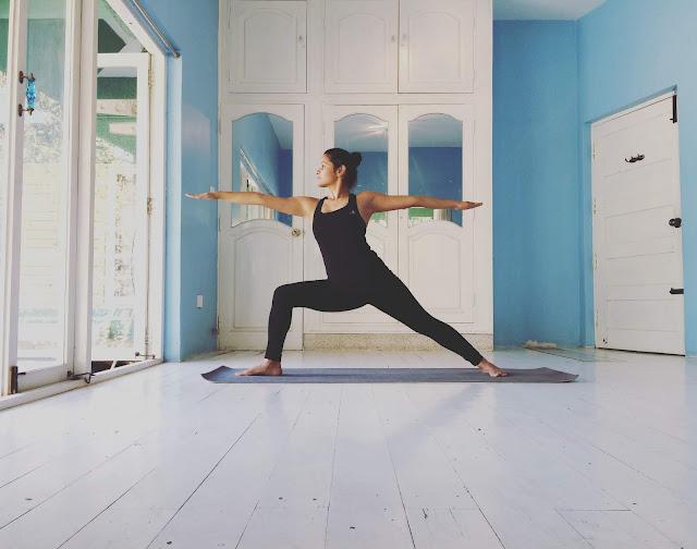 Mỗi ngày một tư thế Yoga | 14 Tư thế chiến binh II