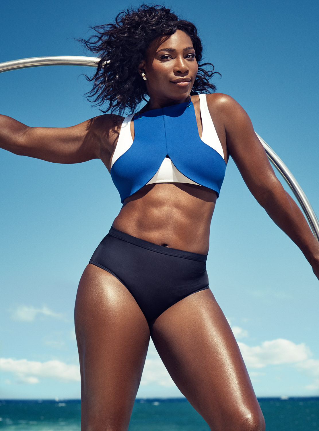Wta Hotties Hot Shot Serena Williams Models Swimwear For -1622