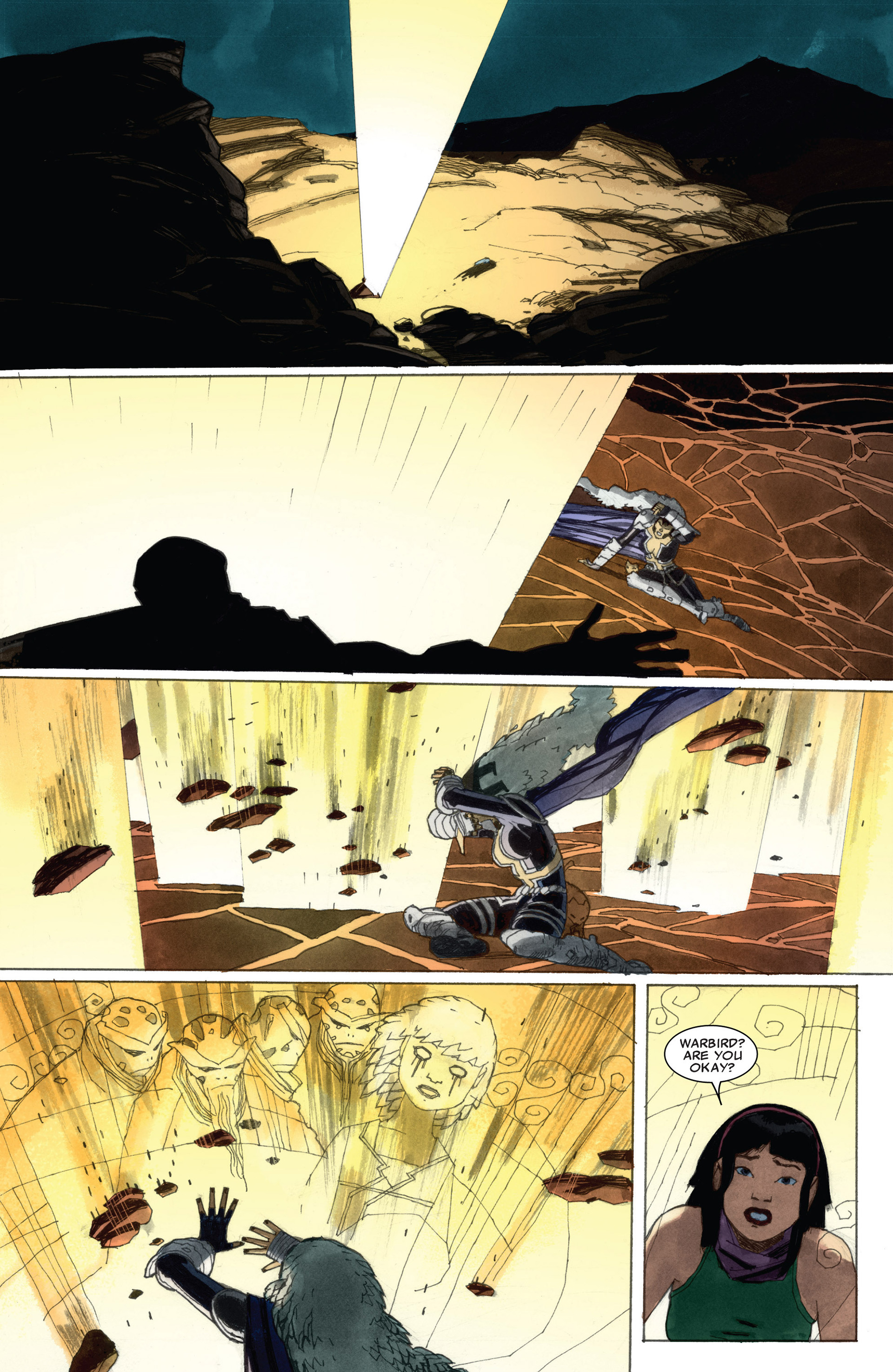 Read online Astonishing X-Men (2004) comic -  Issue #58 - 19