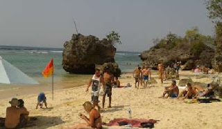 FULLDAY WATERSPORT AND ULUWATU TOUR