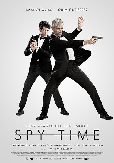 Spy Time (2015) ταινιες online seires oipeirates greek subs
