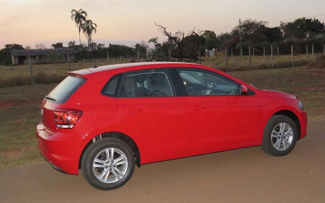 VW Polo 2018 MPI
