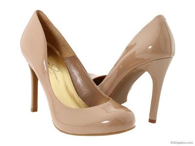 Zapatos de mujer de charol