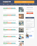 Themeten - Responsive and Mobile Friendly Blogger Template