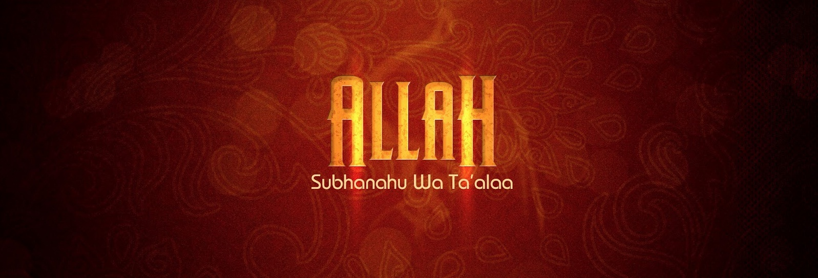 Islamic Pictures Facebook Cover Photo 1 Allah Swt