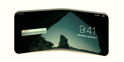 """Apple's """"foldable iphone"""" can finally come in 2020 - ऐप्पल के """"फ़ोल्डनीय आईफ़ोन"""" अंततः 2020 में आ सकता है"""