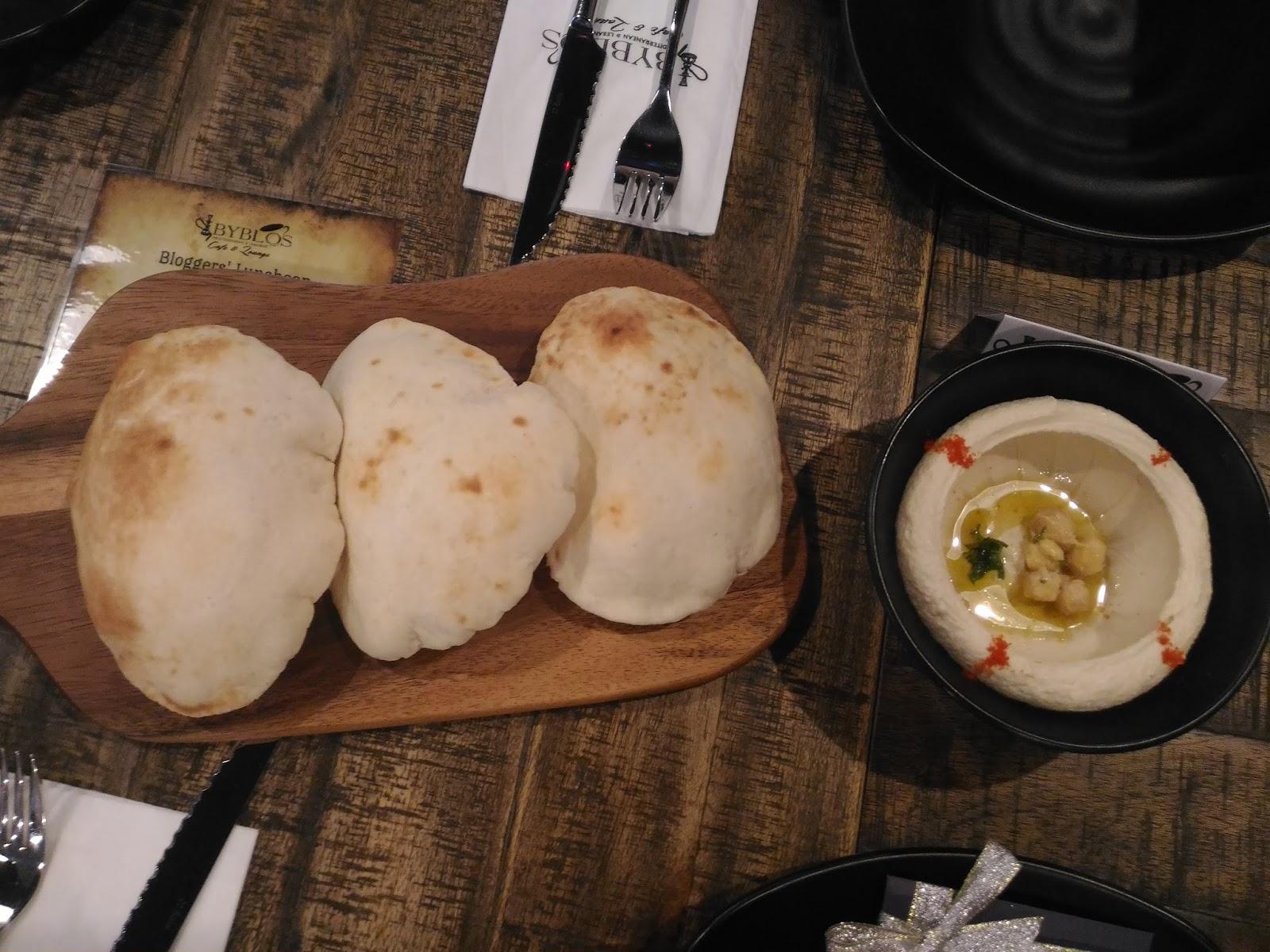 Byblos Cafe & Lounge, TREC KL, Mediterannean and Lebanese Cuisine ...