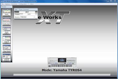 Tips Praktis Meratakan  Not Velocity Style Yamaha PSR