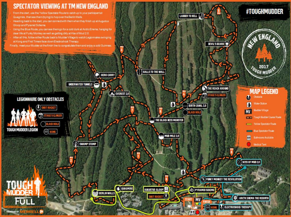 Fill Me With Meaning Tough Mudder New England 2017