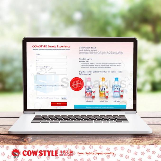 Sample Gratis Produk Cowstyle Agustus 2015