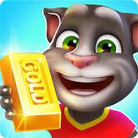 Talking Tom Gold Run Mod Apk v1.8.2.1069 Terbaru (Unlimited Gold)