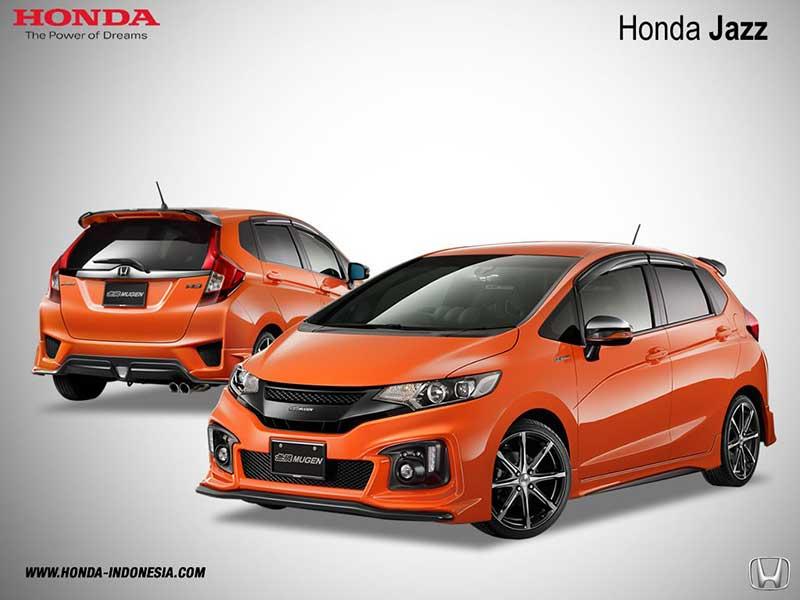 Aksesoris Mobil Honda Jazz Bandung