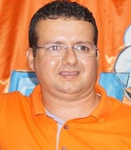 Resultado de imagem para sael melo prefeito de porto do mangue