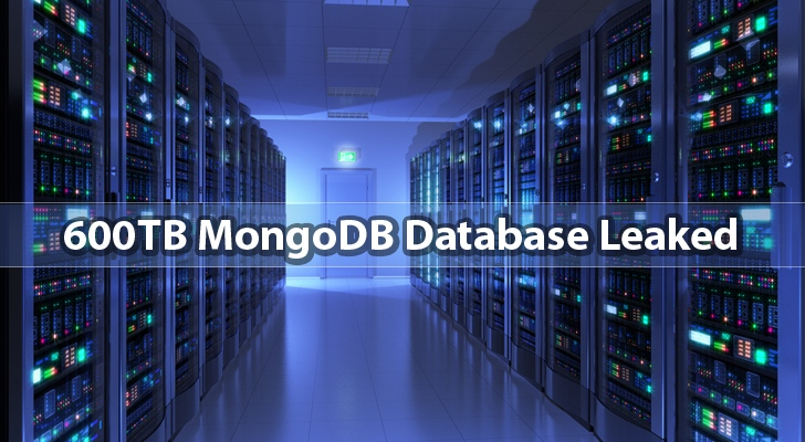 600tb Mongodb Database Accidentally Exposed On The Internet