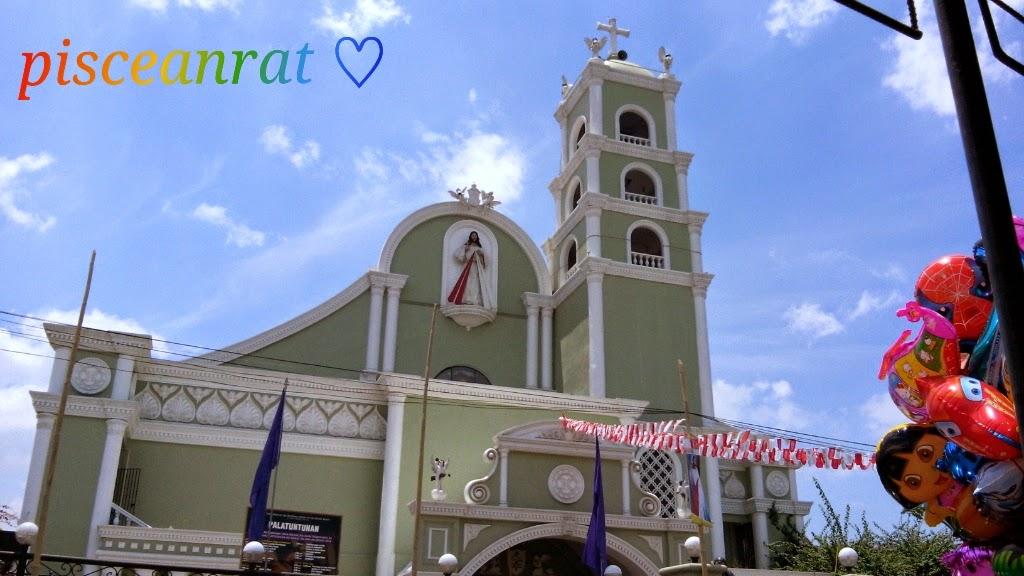 how to go to divine mercy shrine marilao bulacan