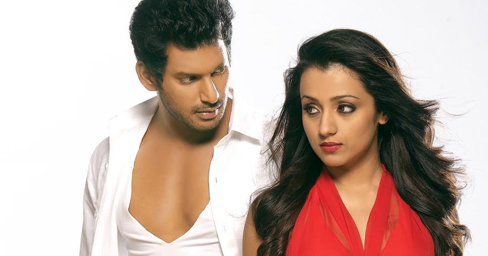 Samar 2013 Movie Poster: Vishal And Trisha In Samar Movie Hot Photos