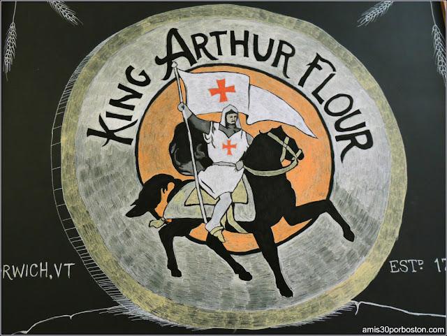 King Arthur Flour: Visita a su Tienda Insignia