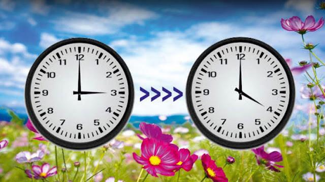 Πώς επηρεάζει η θερινή ώρα τον οργανισμό μας